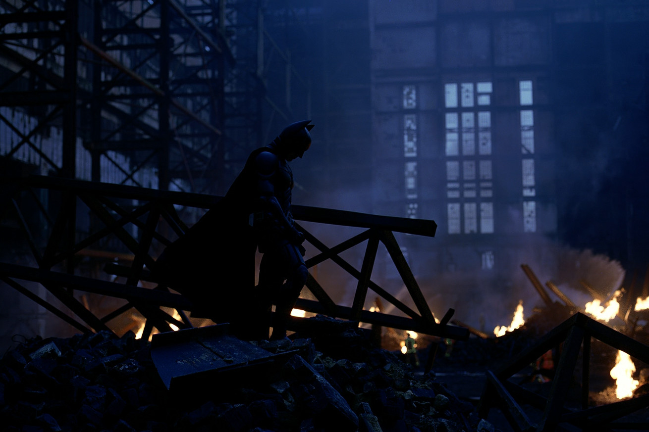 we will never see a movie like the dark knight again