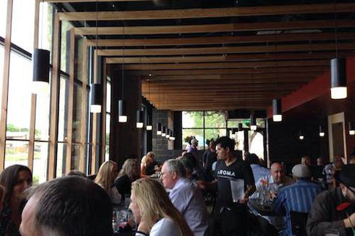 The Early Word on Aroma Italian Kitchen and Bar - Eater Austin