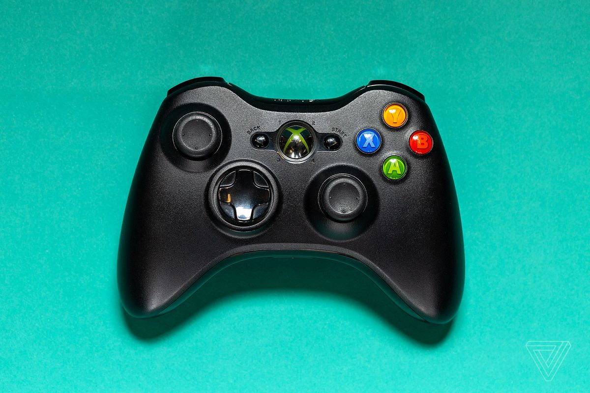 The Xbox 360 controller\'s Xbox button masterfully solved the ...