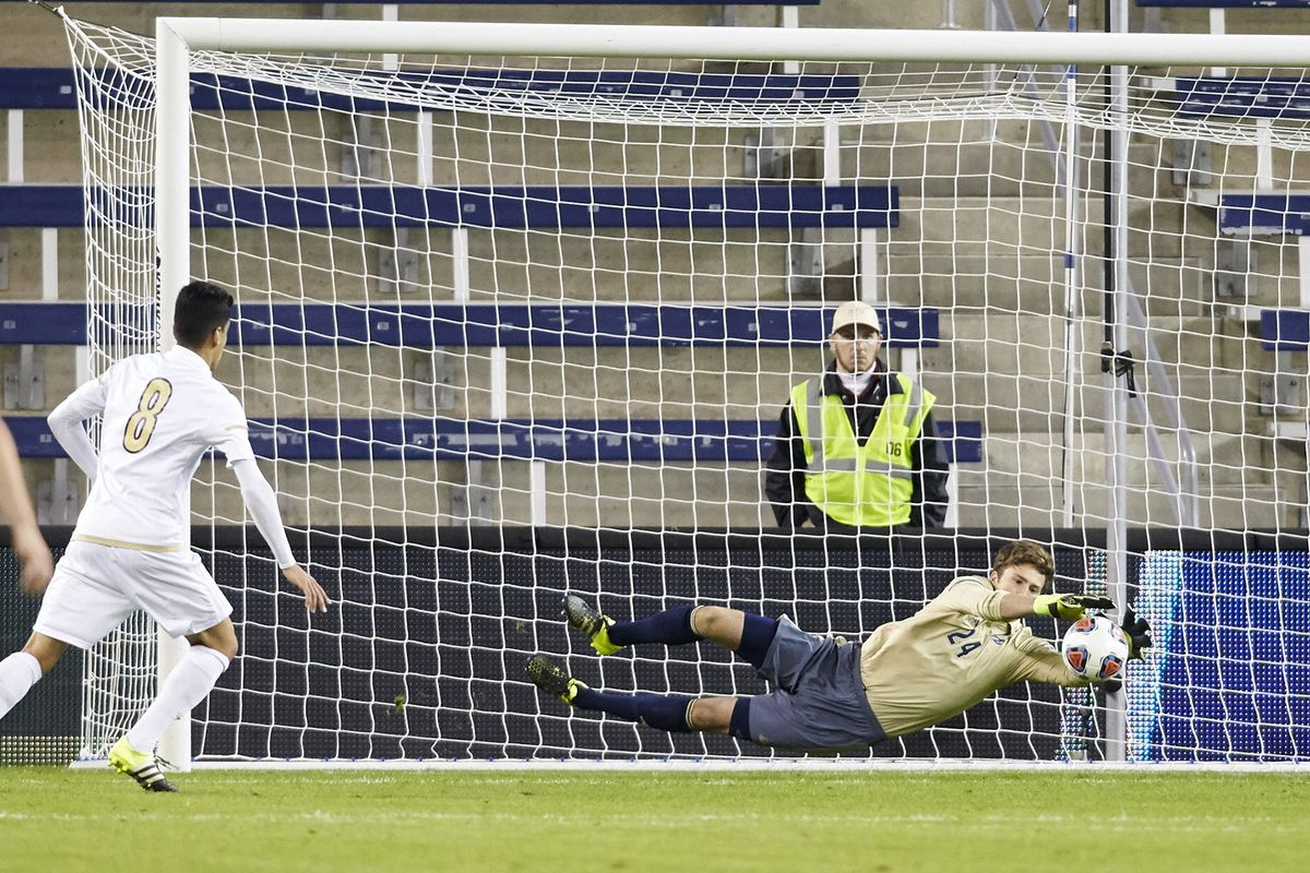 Akron's Jake Fenlason was much of the reason why Akron kept itself in the game Friday against Stanford.