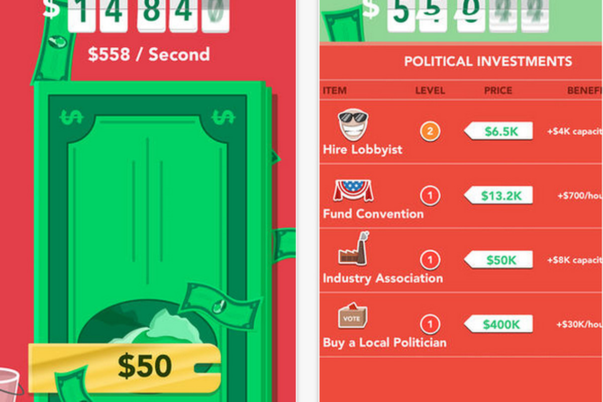 The Current Top Free iOS App Is an Anticapitalist Spoof