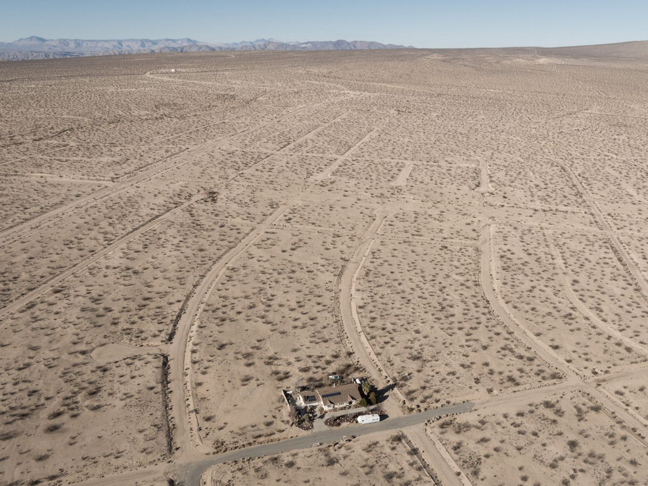 This California ghost town began with utopian visions