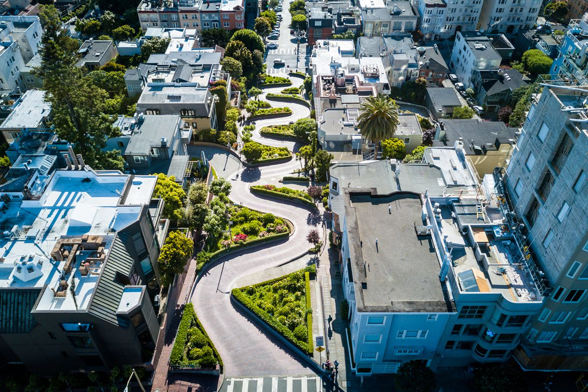 Washington Bill Of Sale >> California state bill would allow tolls on crooked Lombard Street - Curbed SF
