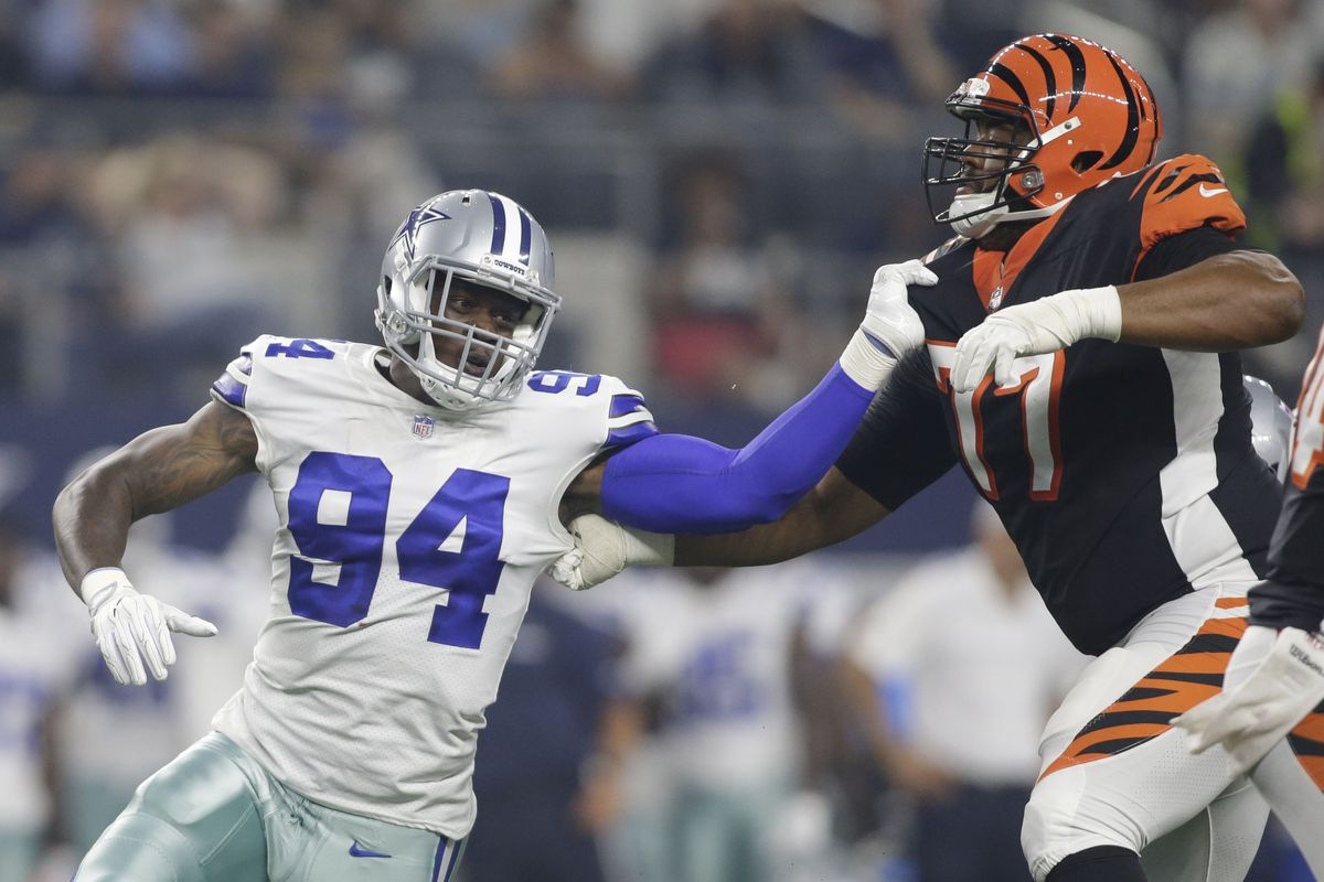 Cowboys News  Randy Gregory ready to go  Dallas makes a trade  more roster  moves coming. 7e78d683f