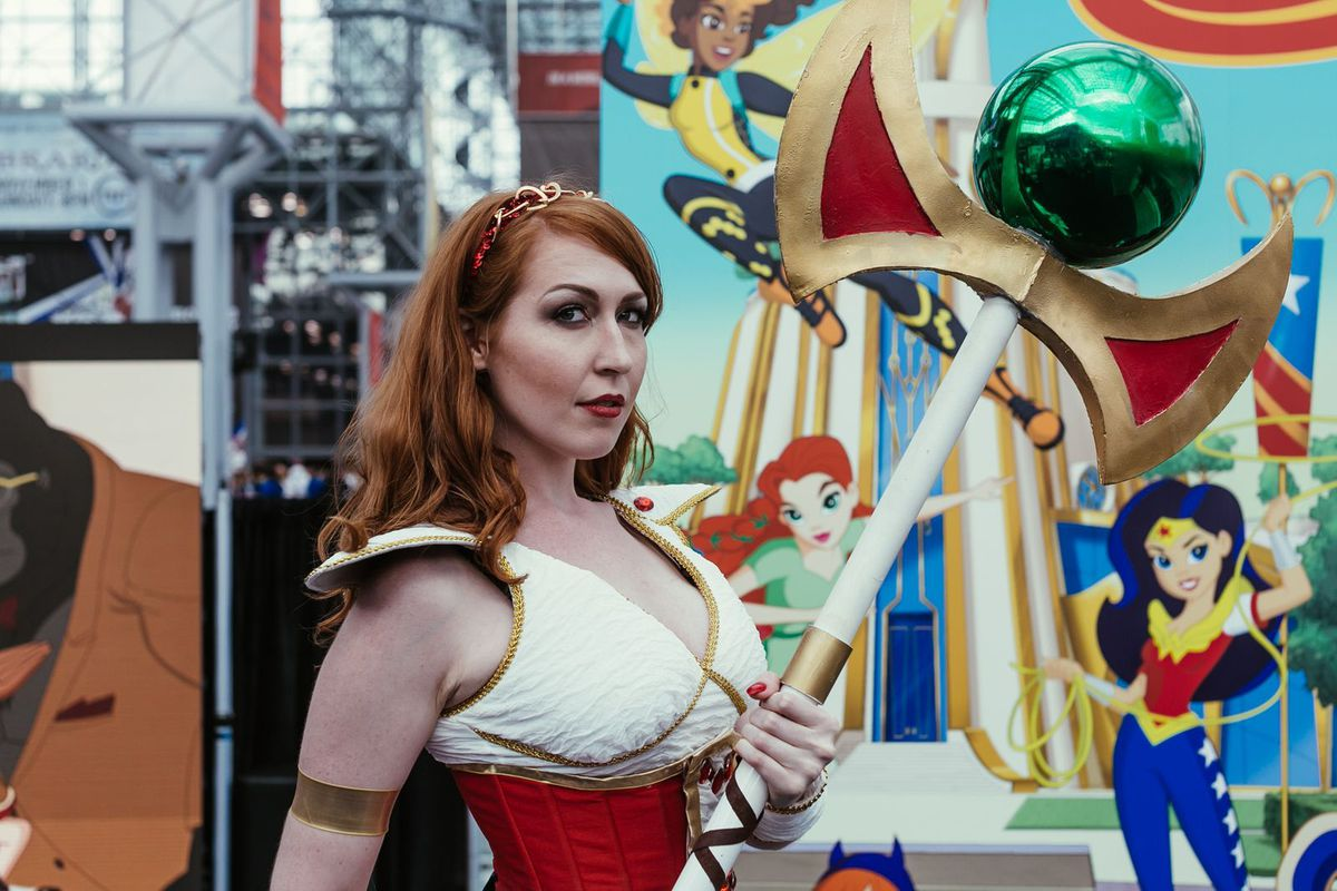 ... cosplayers pay a lovely tribute to the woman who invented their hobby —  though they probably don't realize it, as her massive contribution to pop  ...