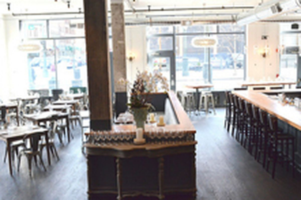 The Kitchen Denver, Now Open For Lunch and Dinner - Eater Denver