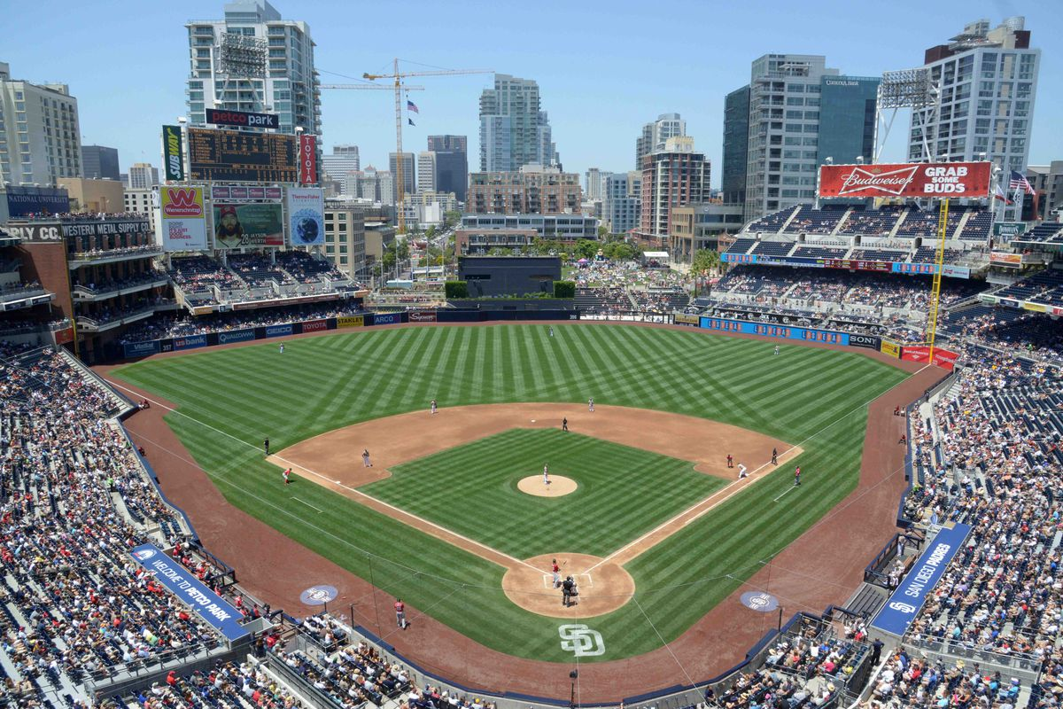 PETCO Park, Park Factors, and All Those New Sluggers ...