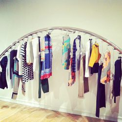 The most amazing garment rack, ever