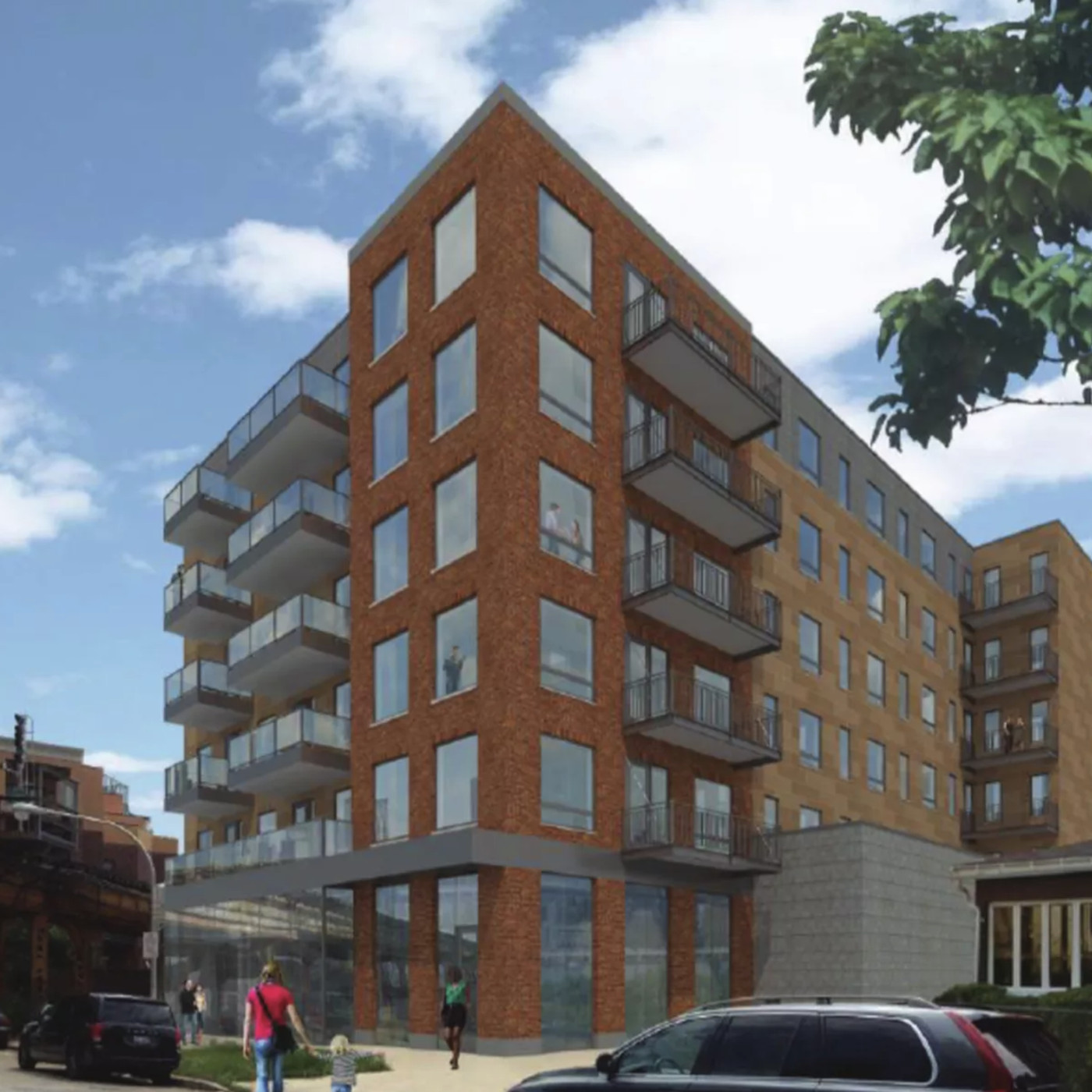 Logan Square Adds Another 100 Units To Milwaukee Avenue Corridor