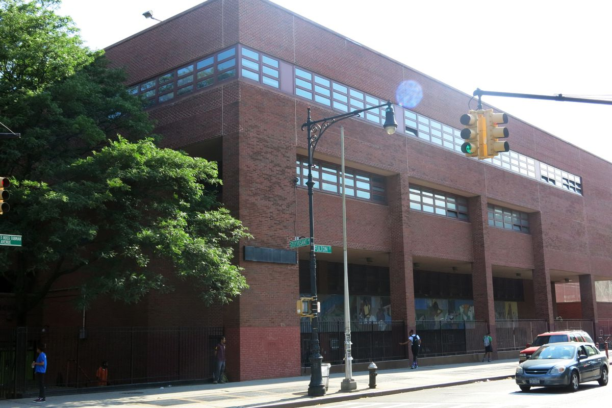 Brooklyn's Boys and Girls High School is one of dozens of low-ranked schools where the city must launch overhauls by September.