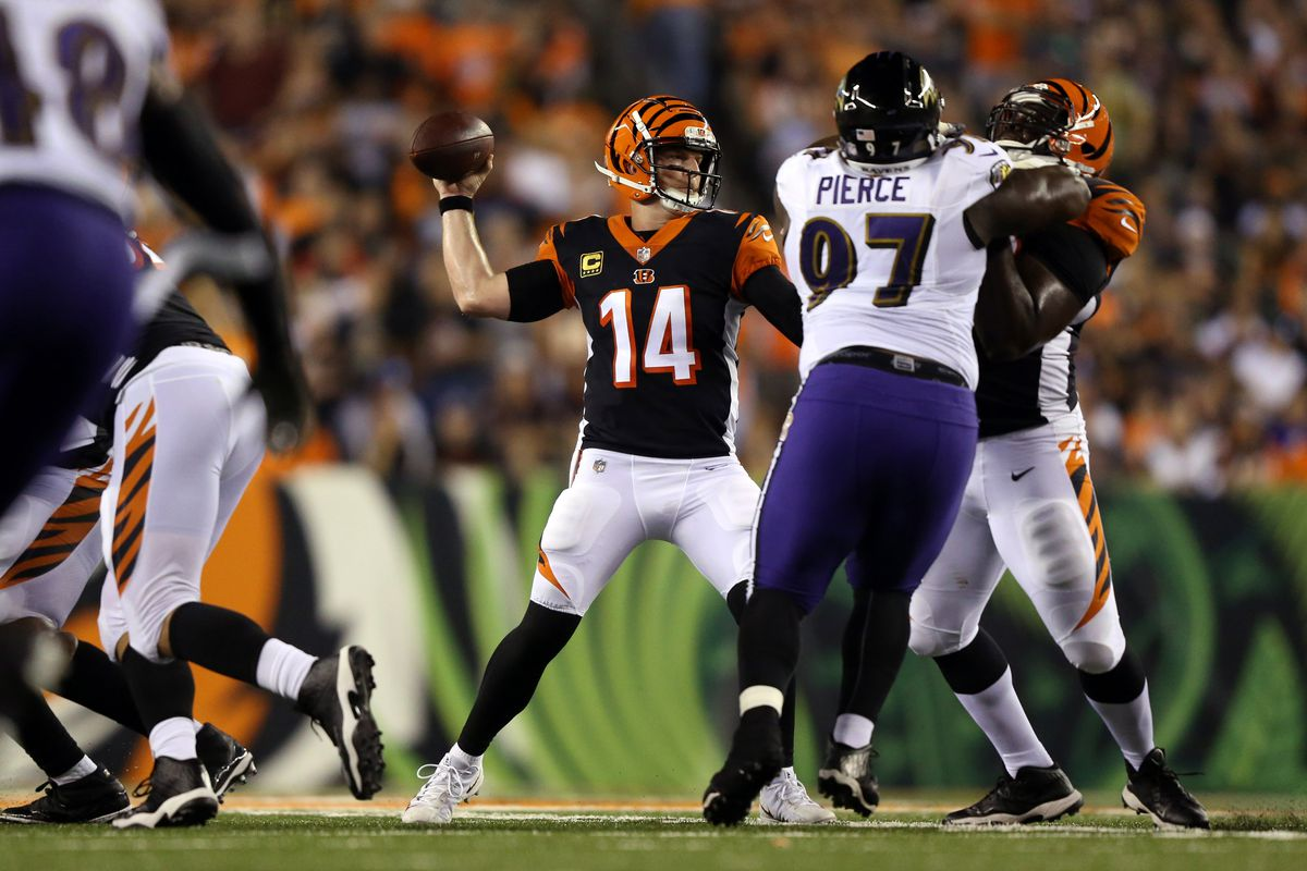 f926a533 Ravens vs. Bengals: Play of the Game - Baltimore Beatdown