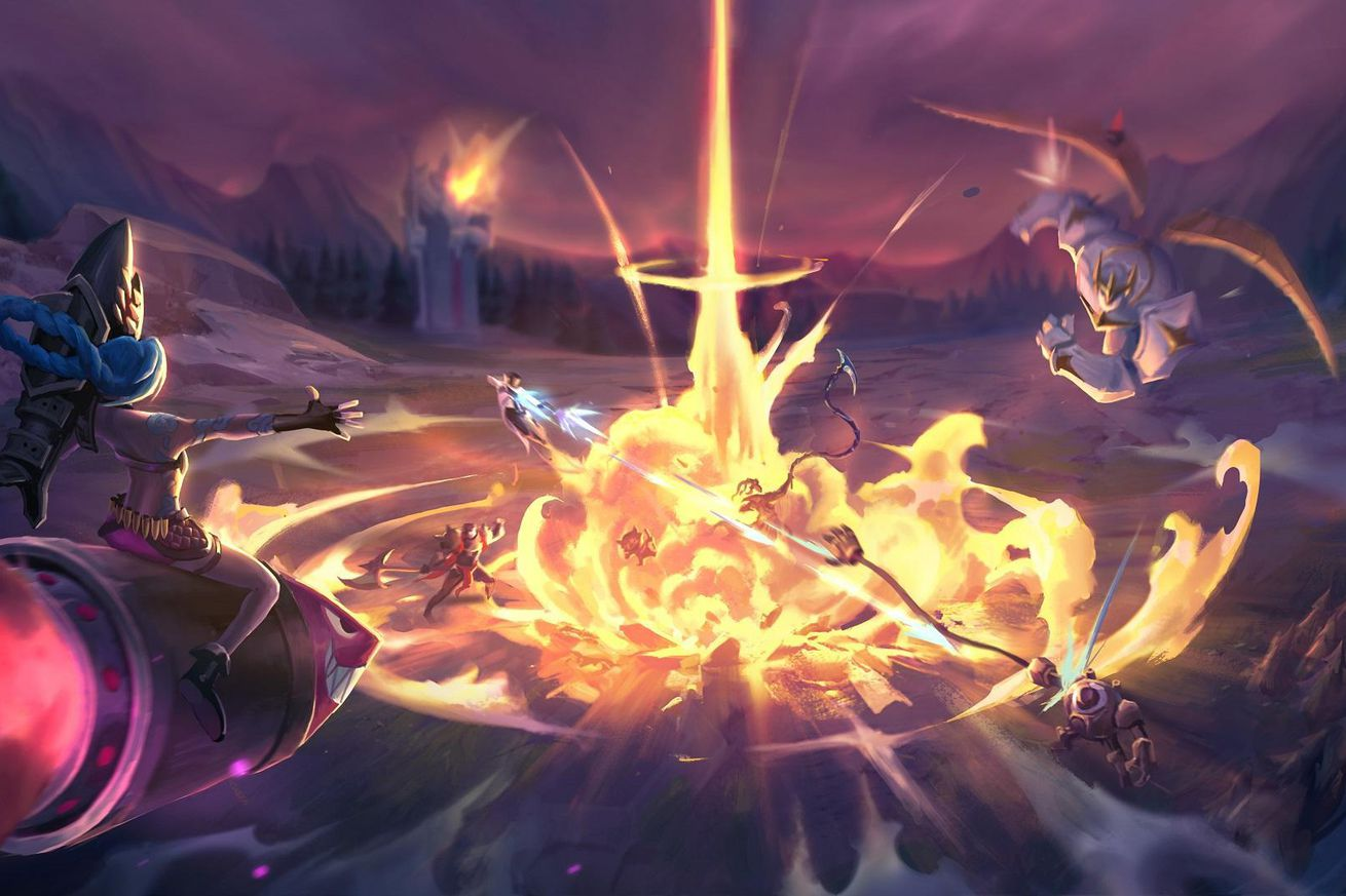 league of legends takes a cue from fortnite with new faster game mode