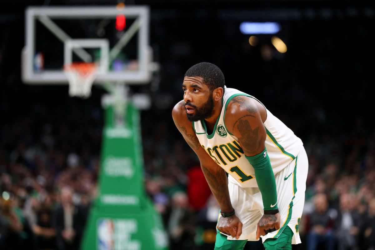 """62ba70853a2c Kyrie Irving wants previous opponents to """"keep that same energy ..."""