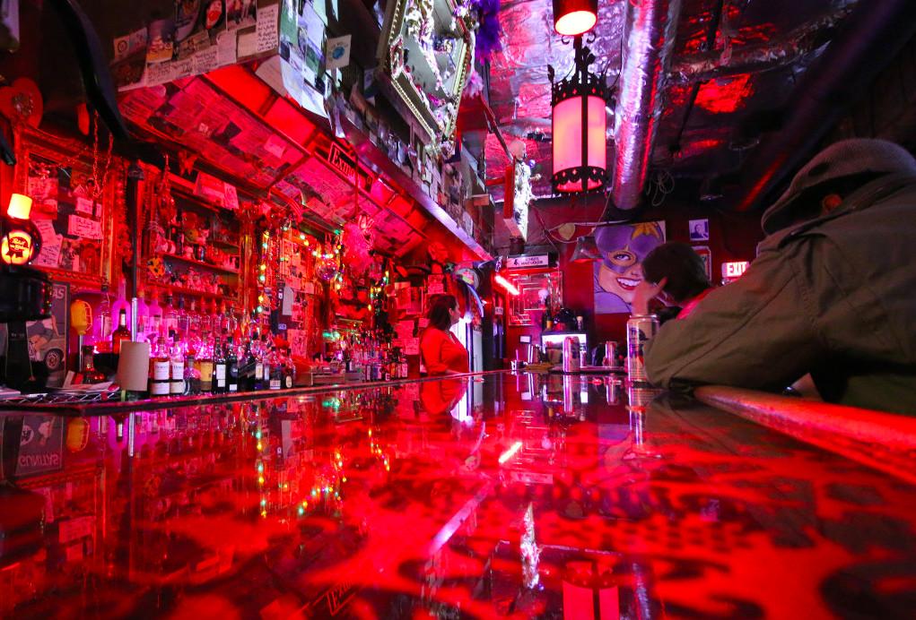Jimmy Valentine's DC bar