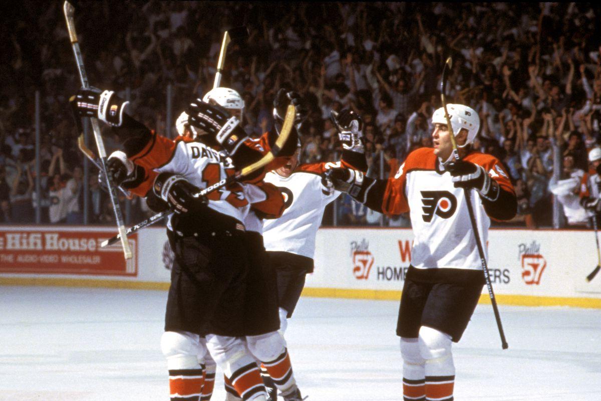 Player Jj Daigneault of the Philadelphia Flyers...