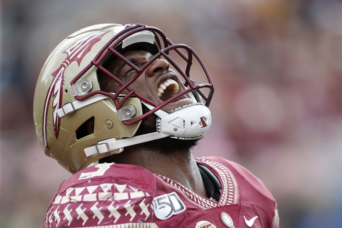 2020 Nfl Draft L A Rams Rb Cam Akers Is A Tackle Breaking Machine Turf Show Times