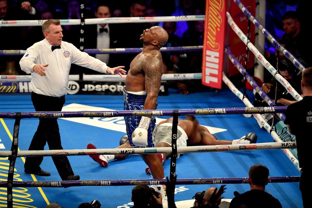 Dillian Whyte v Dereck Chisora 2 - Heavyweight Boxing