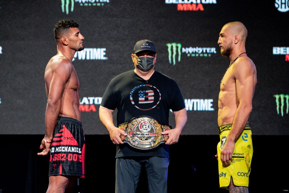 Bellator 260 Results: Lima vs. Amosov - MMA Fighting