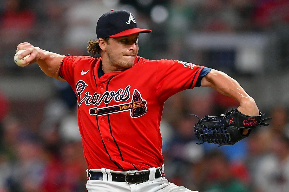MLB: JUN 18 Cardinals at Braves