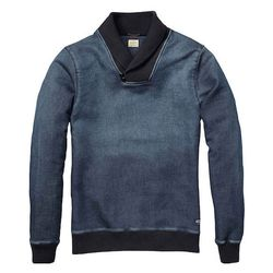 """<strong>Scotch & Soda</strong> French Farmer Sweater in Dessin A, <a href=""""http://webstore-us.scotch-soda.com/men/sweaters/french-farmer-sweater/13040840024.html?dwvar_13040840024_color=dessin%20A#start=1&cgid=14 """">$119</a>"""