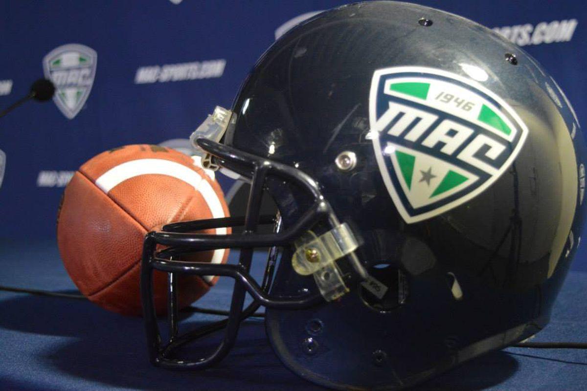 mac football helmet