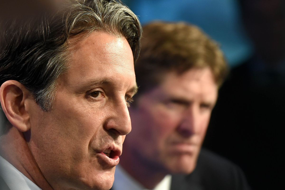 NHL: Toronto Maple Leafs Press Conference