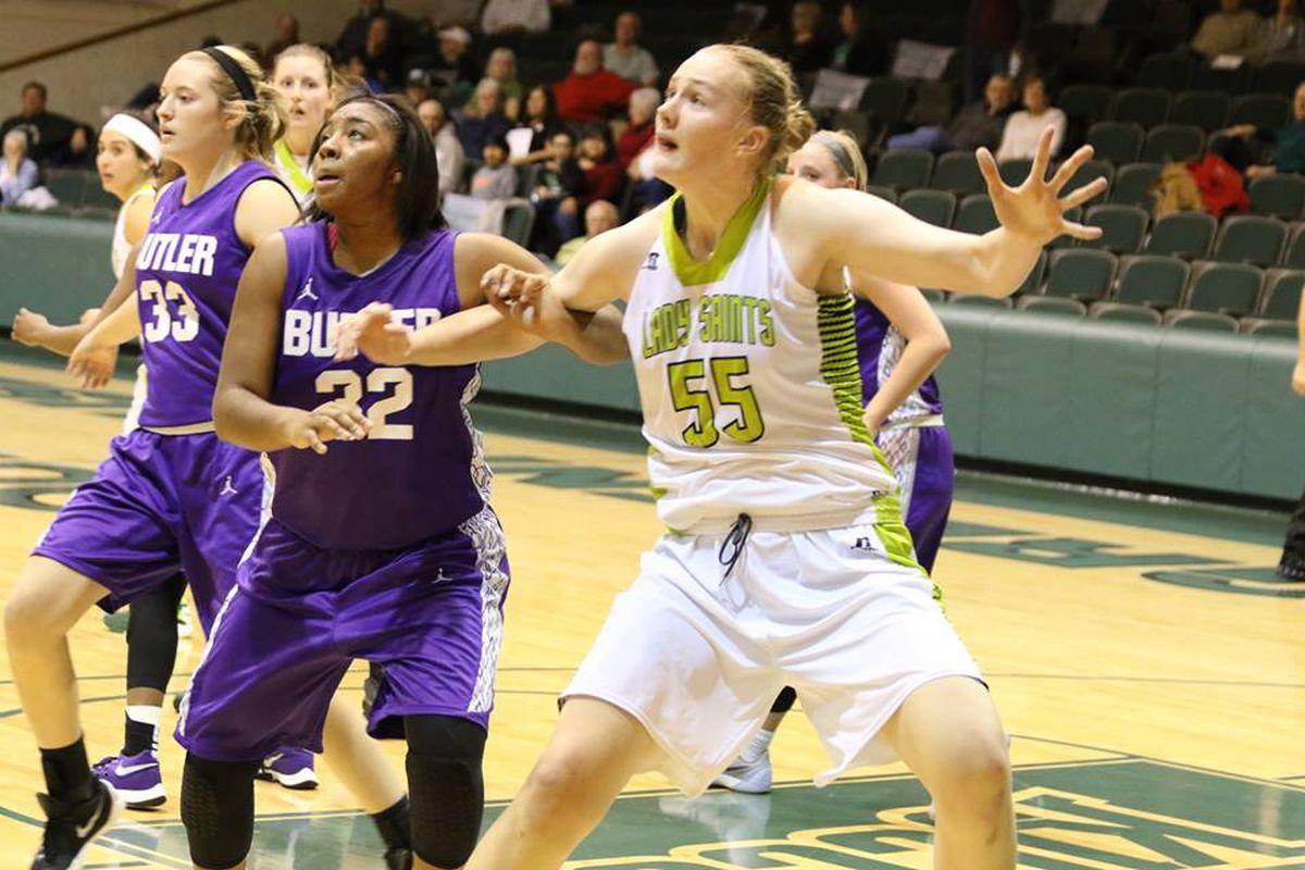Womens Basketball: 6'8 Center Joanna Grymek Commits to ...
