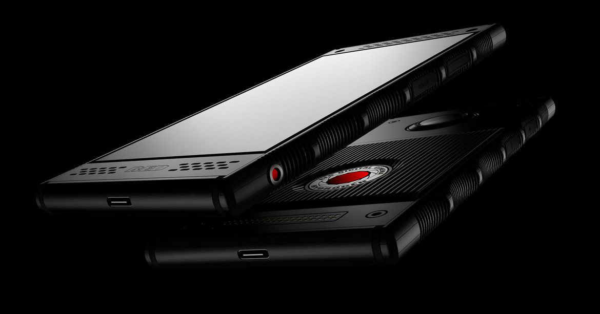 The RED Hydrogen One is coming to AT&T and Verizon this summer