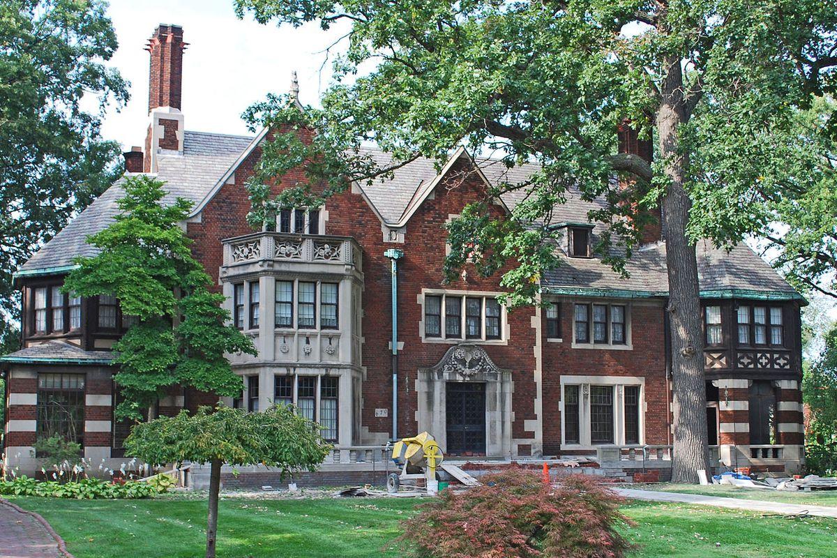 Homes For Rent Boston Edison Detroit Mi