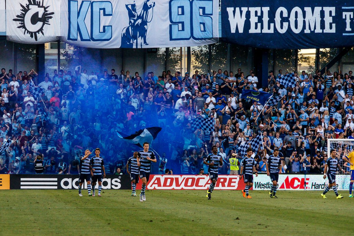 The growth of soccer in Kansas City has been amazing