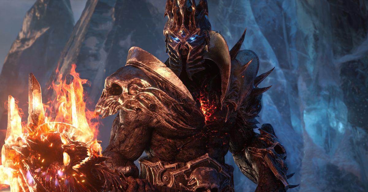 World of Warcraft: Shadowlands تحصل على دعم وحدة التحكم 1