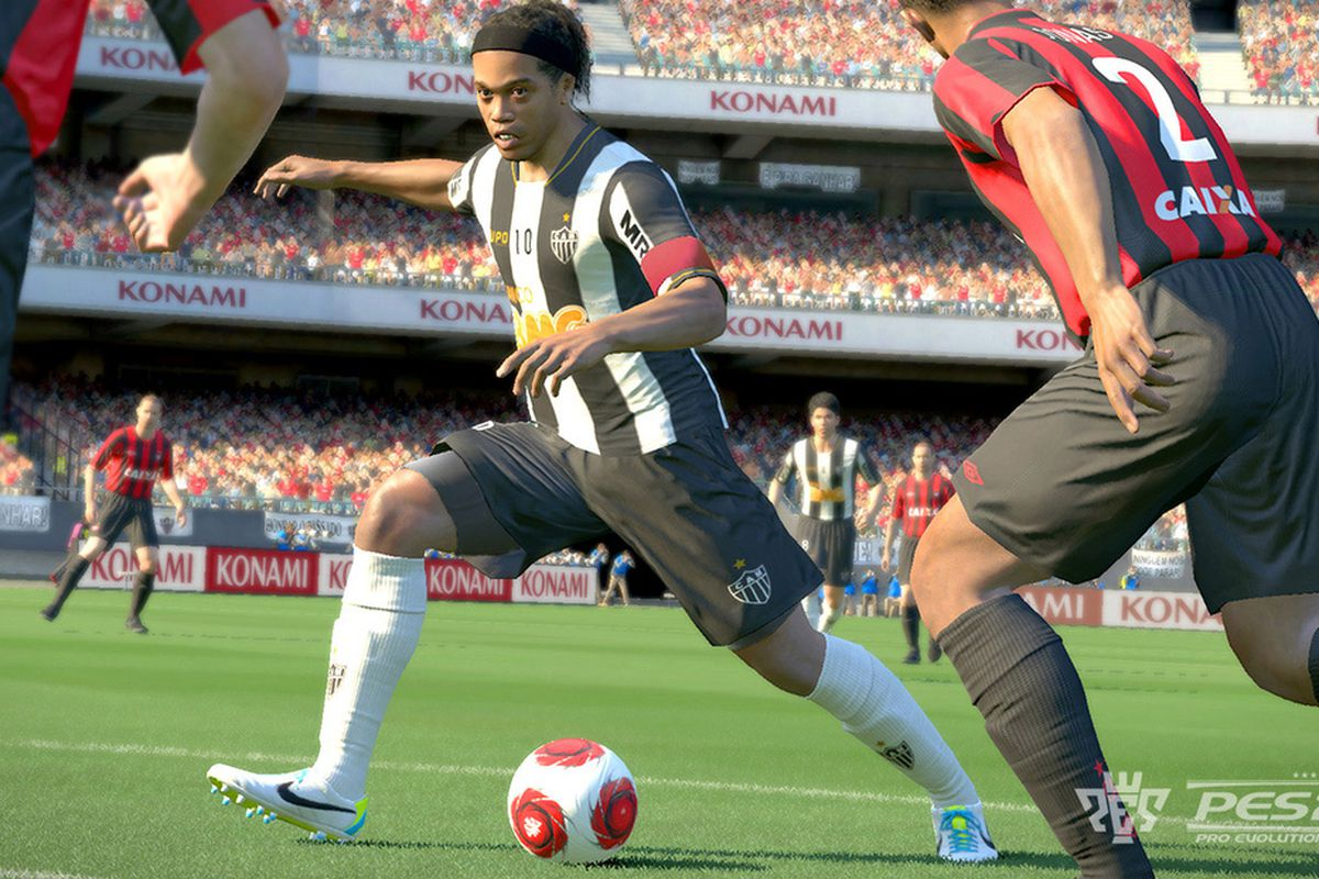 Cloud-based Pro Evo Soccer 2014 coming to TVs, set top boxes