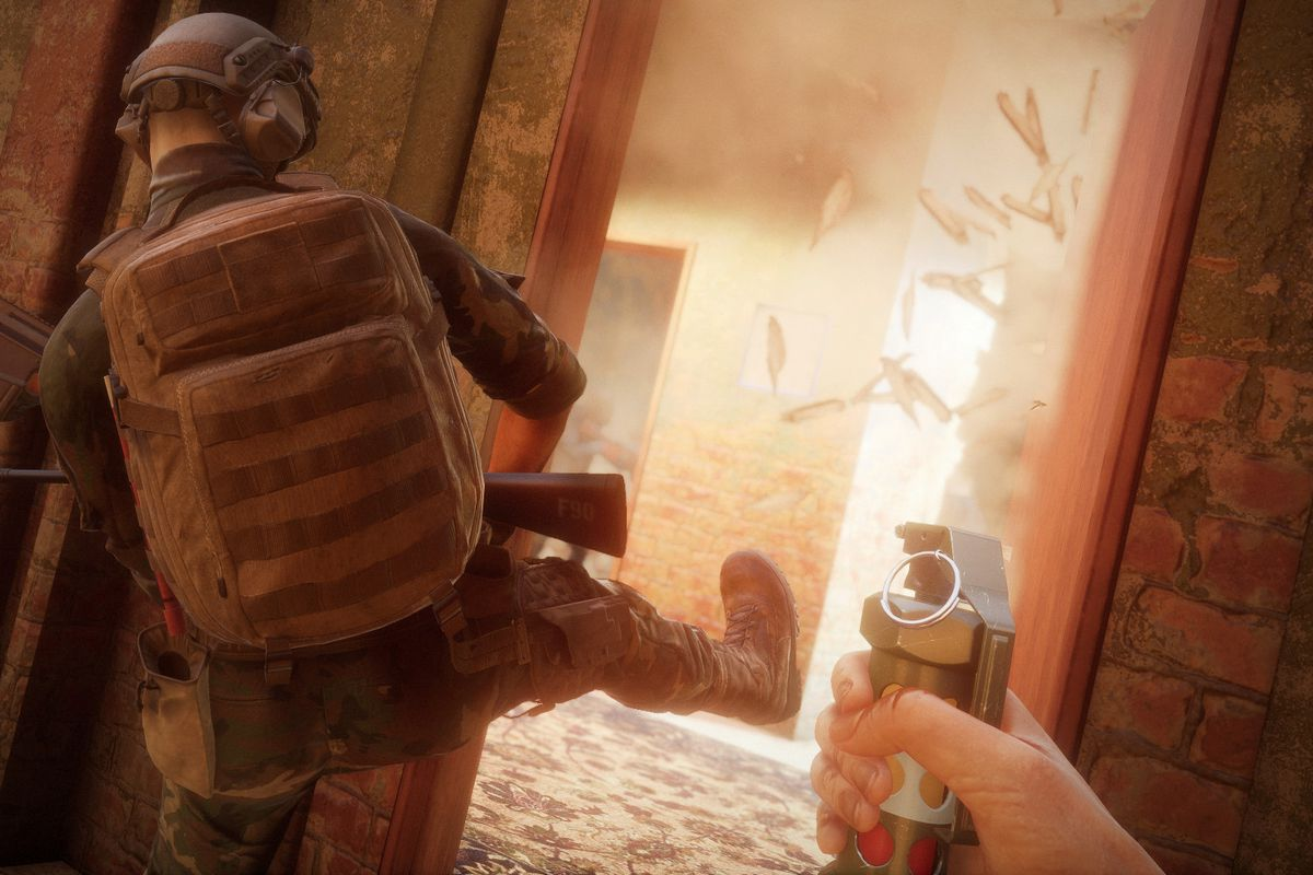 Insurgency: Sandstorm has the best horde mode I've played this year