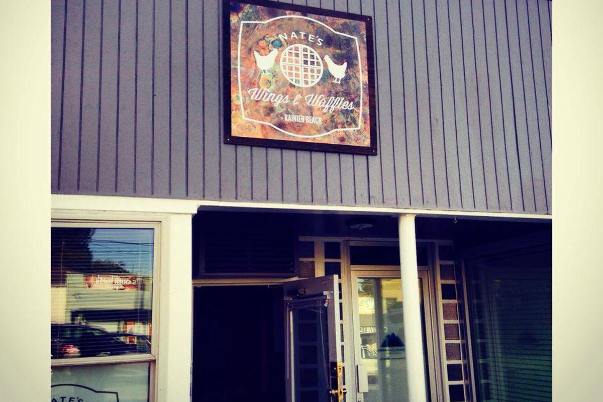 Nate's Wings and Waffles (Rainier Beach location)