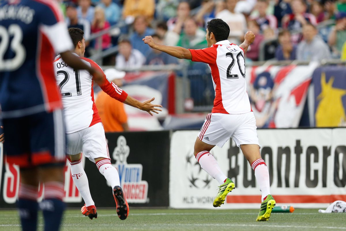 D.C. United should make a major play to get Matias Laba from Toronto FC.