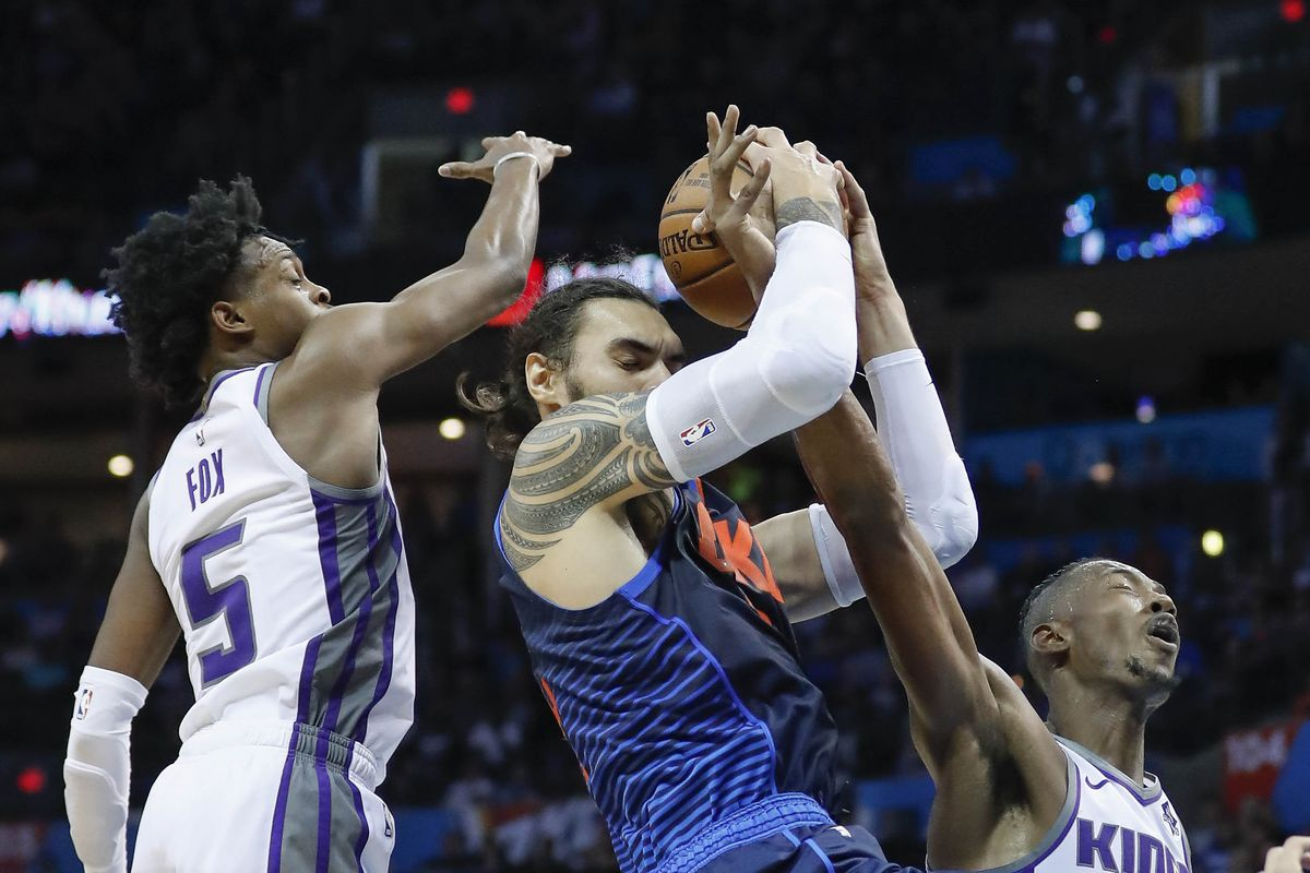 Game Oklahoma City Thunder  Sacramento Kings