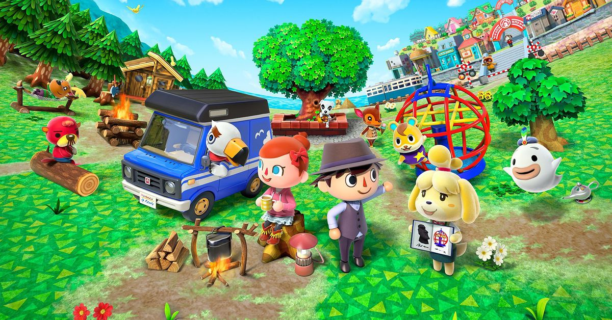 Animal Crossing Is A Dystopian Hellscape The Verge