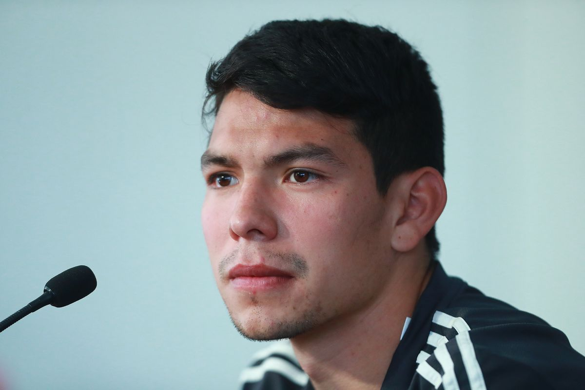 Mexico Training Session and Press Conference