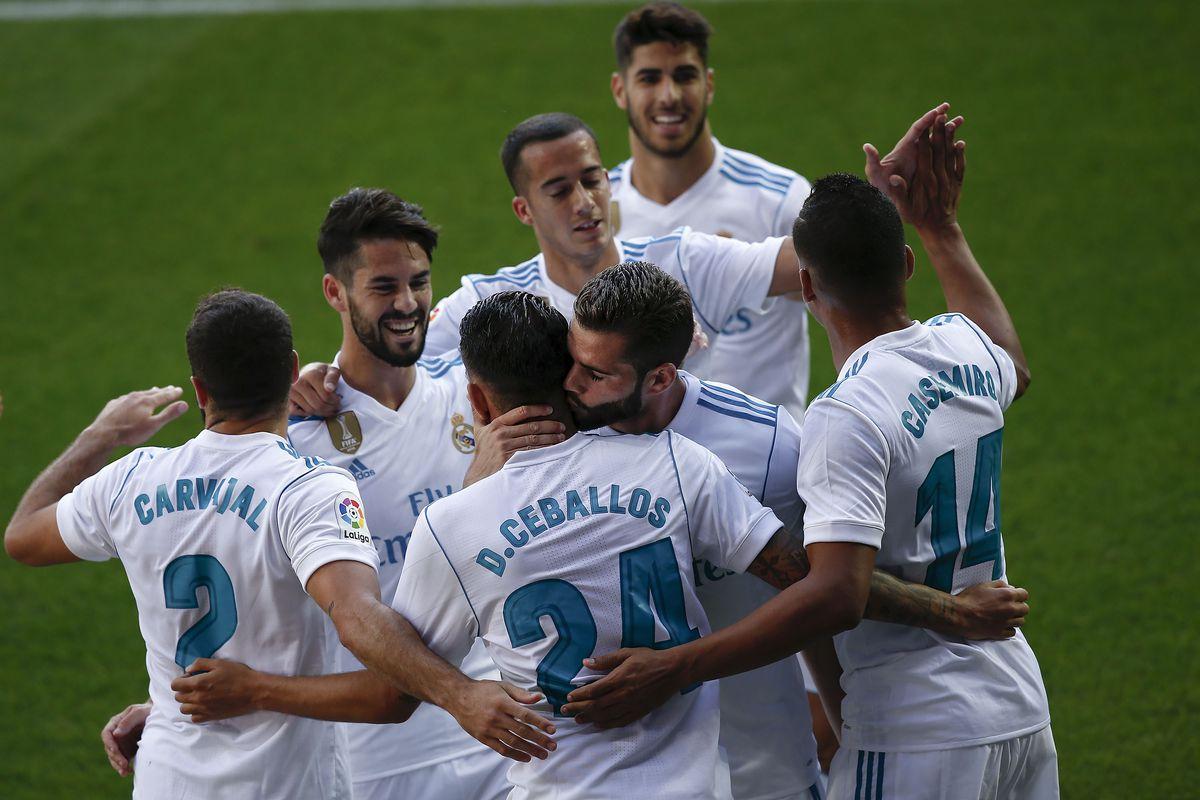 2 Real Madrid 2017 La Liga: Tactical Review: Deportivo Alavés 1