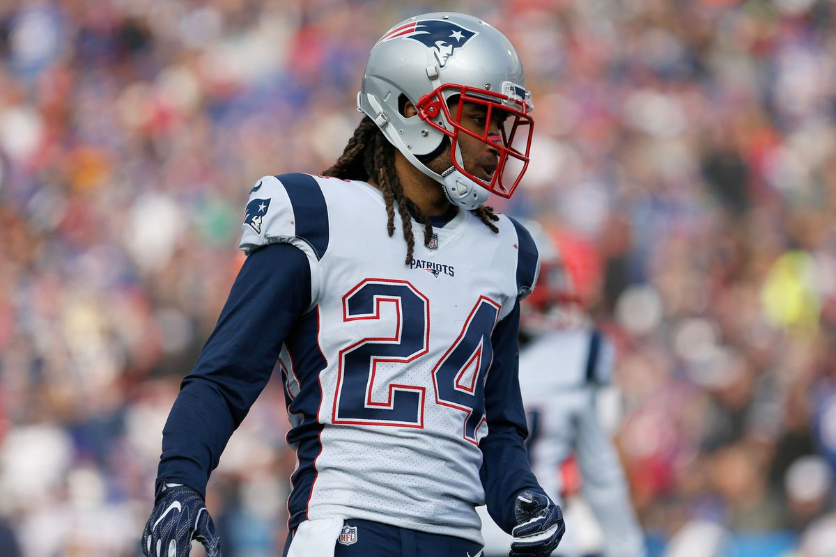 meet 382b2 7ca34 Patriots cornerback Stephon Gilmore is in line for a second ...