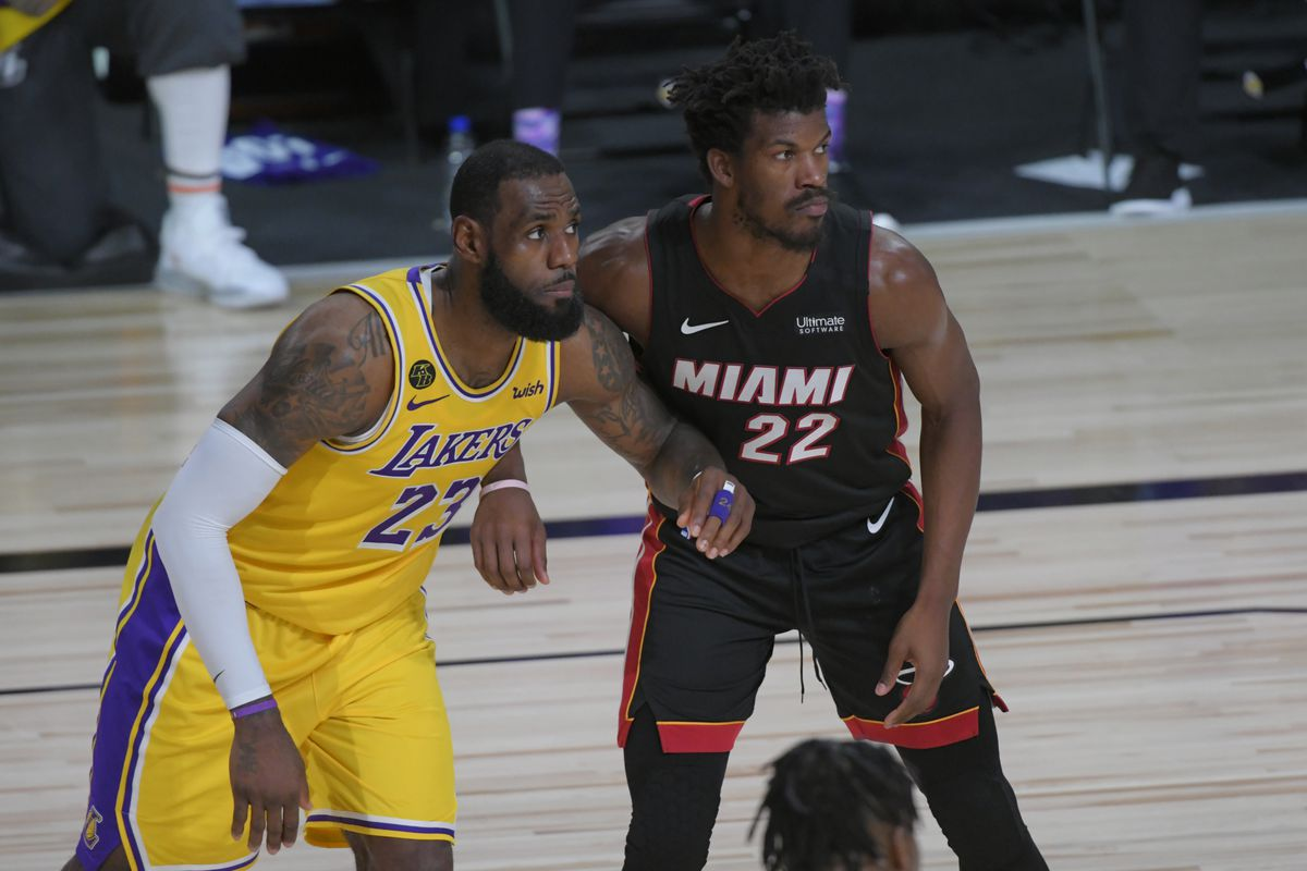 Fantasy Basketball Picks Top Draftkings Nba Dfs Lineup Strategy For Lakers Vs Heat Showdown On October 2 Draftkings Nation
