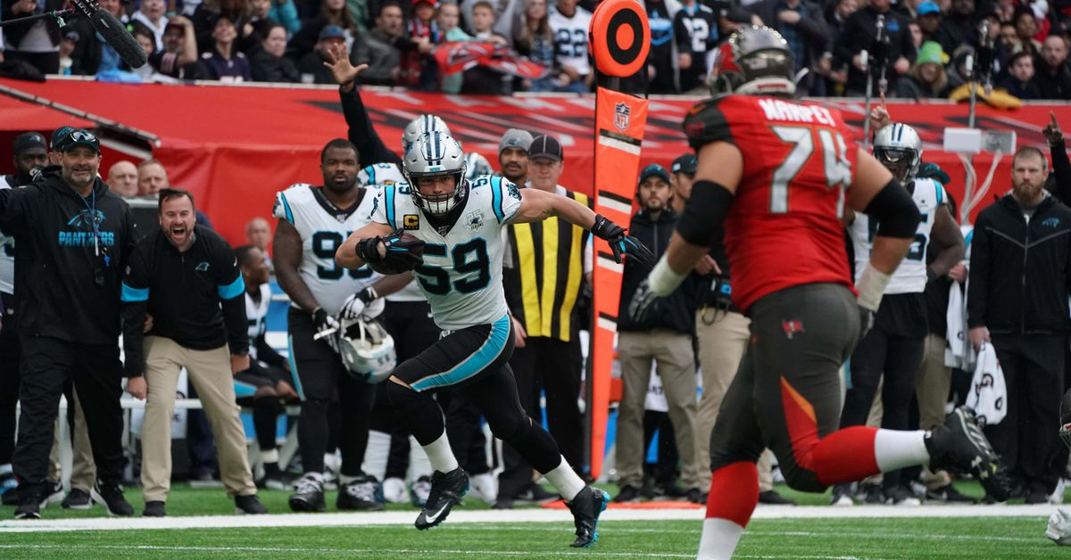 3 plays to love, 3 plays to hate from the Panthers' 37-26 win over the Buccaneers