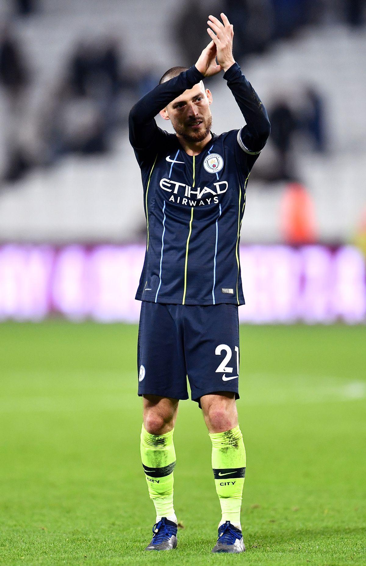 David Silva - Manchester City - Premier League