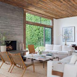 "Inside Jenni Kayne's five-bedroom house in Beverly Hills. Photo via <a href=""http://www.architecturaldigest.com/celebrity-homes/2012/jenni-kayne-los-angeles-house-article""><i>Architectural Digest</i></a>."