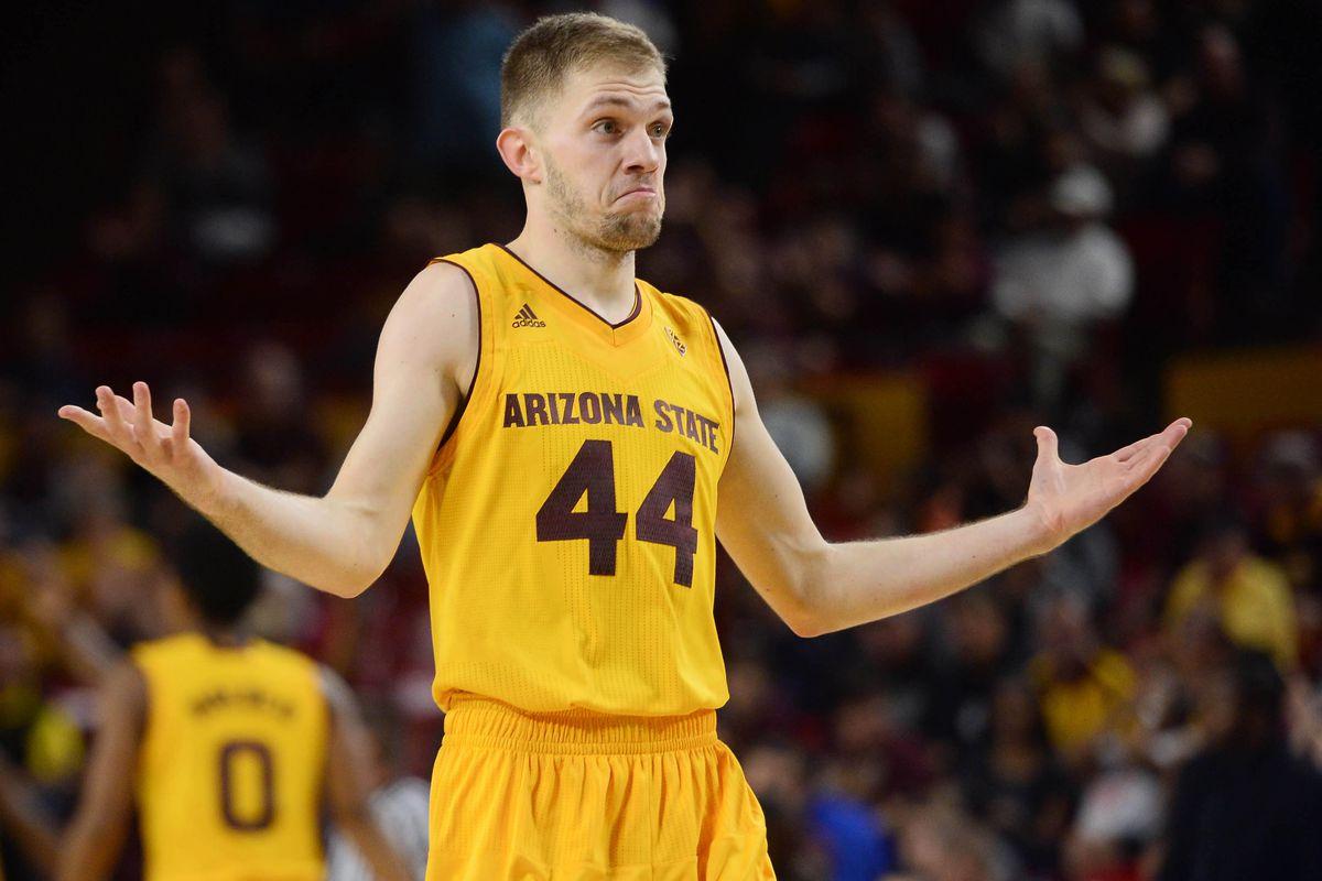 NCAA Basketball: Southern California at Arizona State