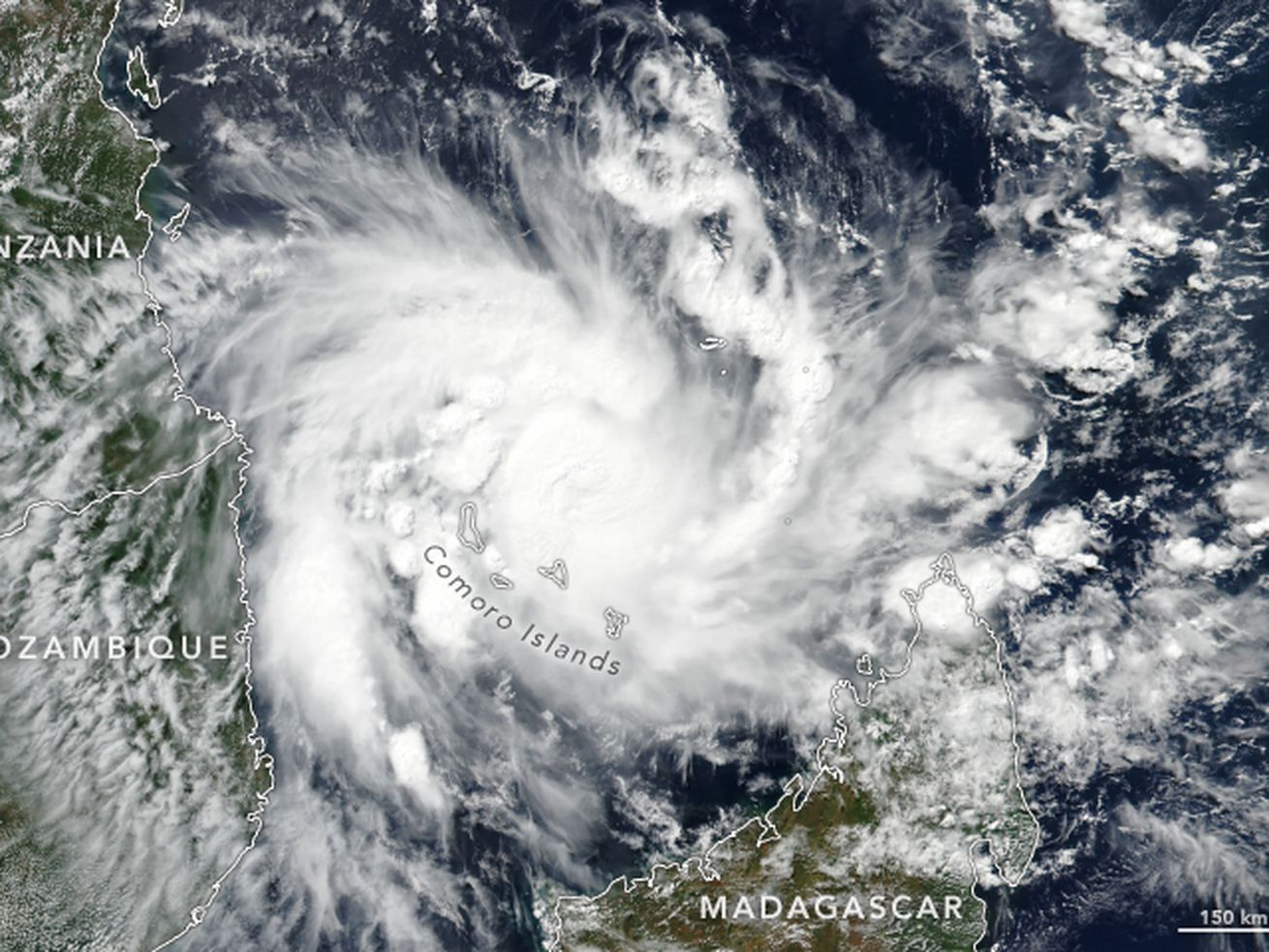 Tropical Cyclone Kenneth is the last thing Mozambique needs in the wake of Cyclone Idai.