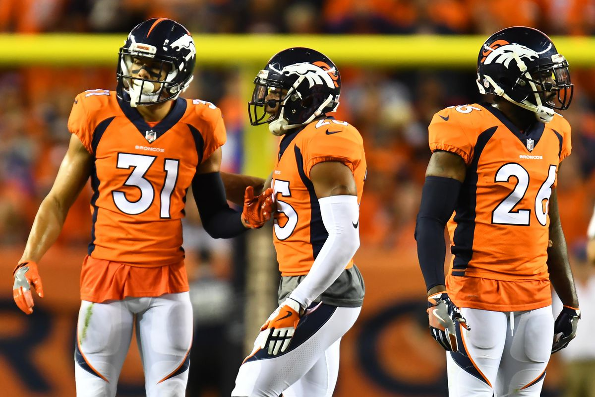 29c0034e439 Denver Broncos  A No Bull roster status look at the secondary - Mile ...