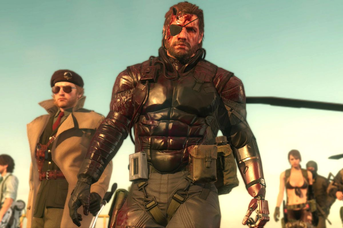 Konami unsure why Metal Gear Solid V's 'Nuclear Disarmament' event triggered