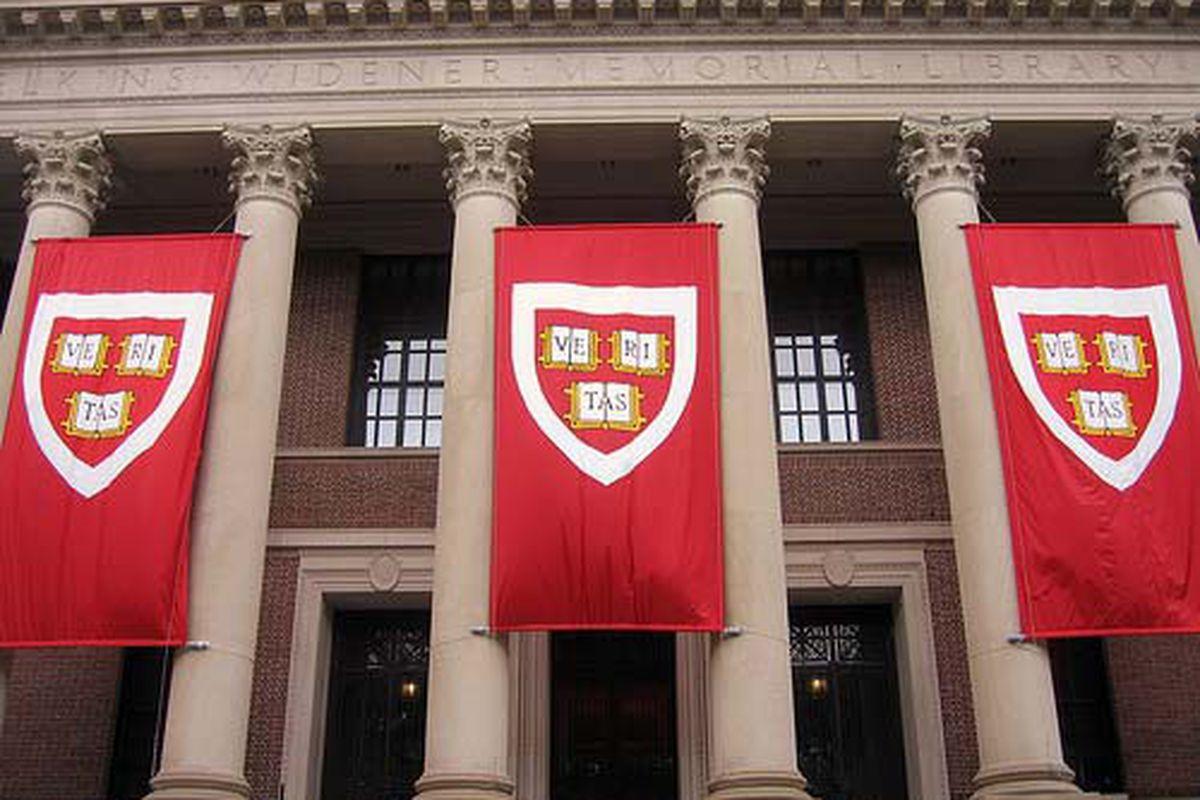 Harvard library (public domain)