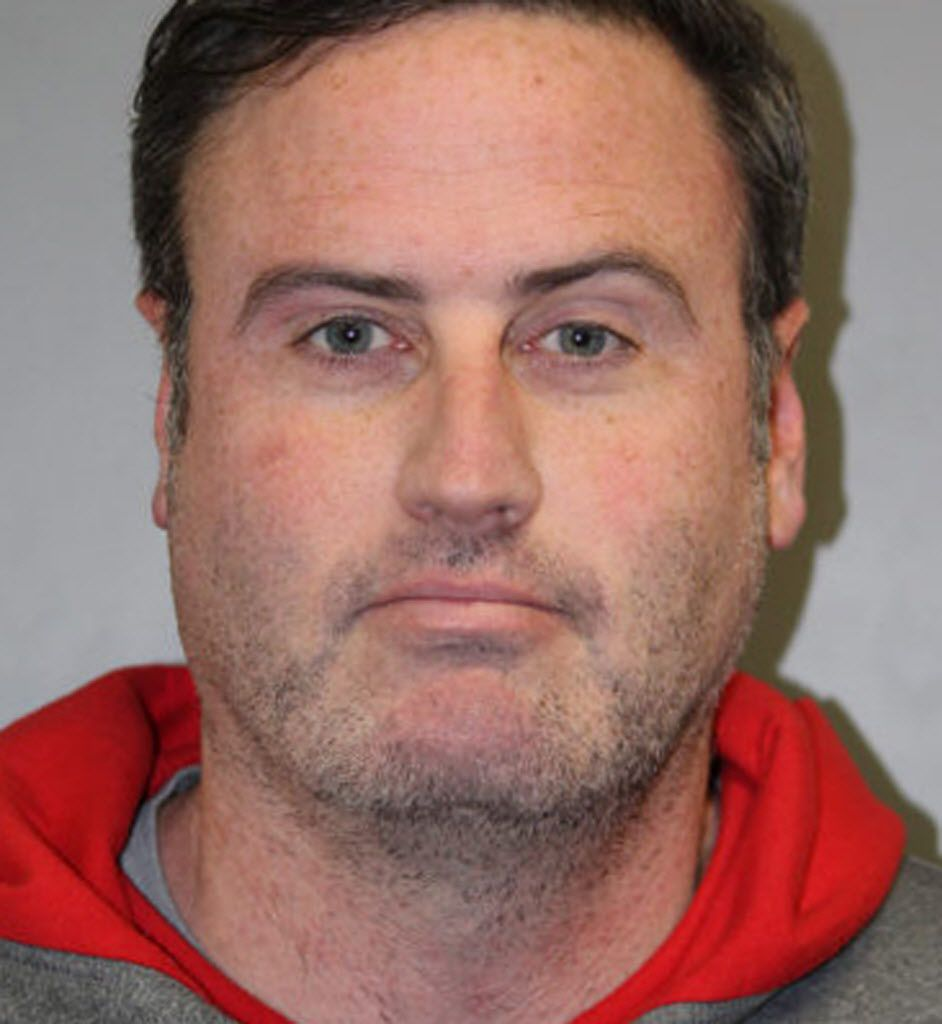 This undated photo provided by the Evergreen Park Police Department In Evergreen Park, Ill., shows Kevin Quinn. (Evergreen Park Police Department via AP)